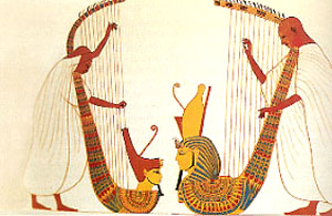 Ancient Harps